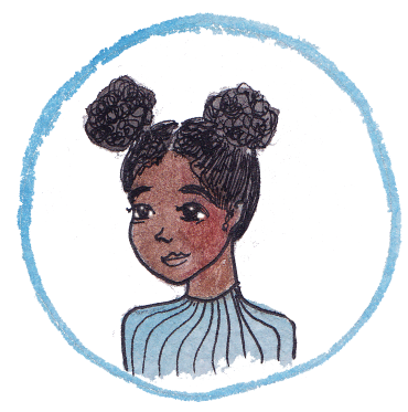 Hairstyles | Afro Pig-tails