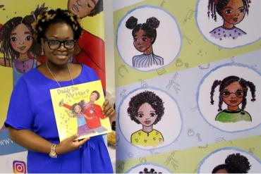 Tola Okogwu is Featured in Kent Messenger